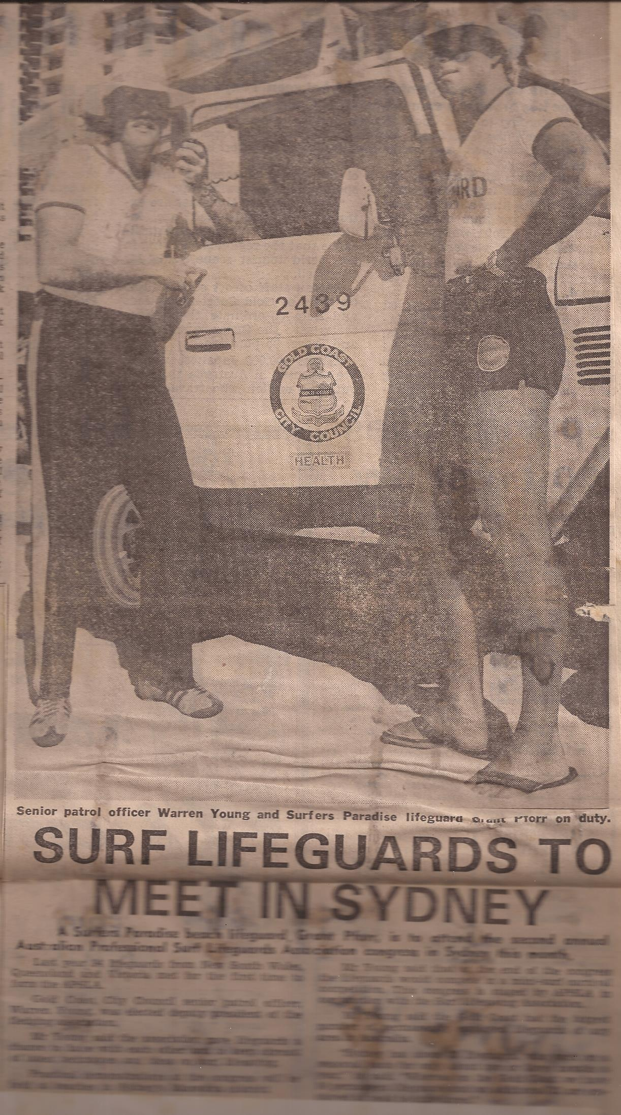 Lifeguards to Sydney (2)