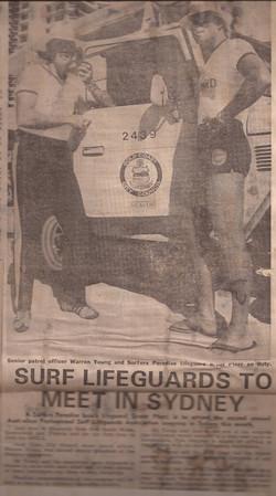 Lifeguards to Sydney (2)