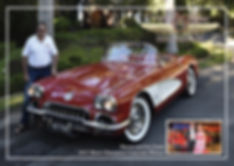 Collectable Car, Sports Car, Corvette, Festival of Elegance