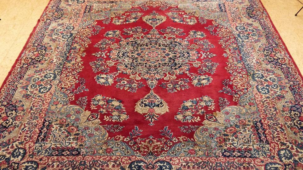 """Schöner, übergroßer sog. """"Orient""""-Teppich: 388 x 300 cm -1-"""