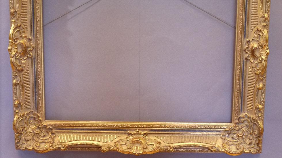 Sehr schöner vergoldeter Barock Rahmen...