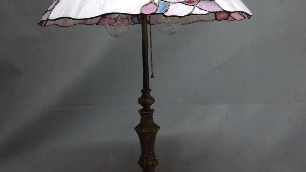 Sehr schöne, große Tischlampe, Stil Barock...