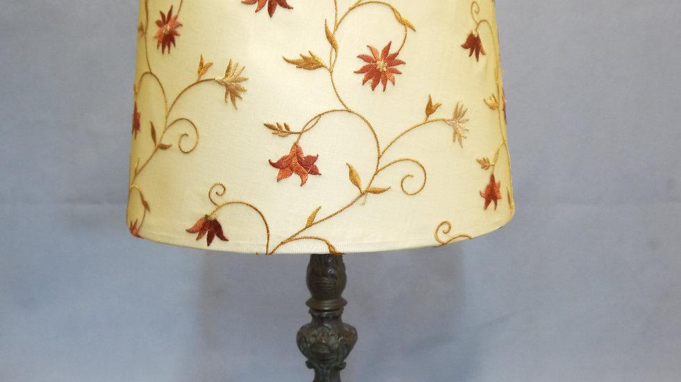 Sehr schöne & stilvolle, ältere Tischlampe, Stil Barock