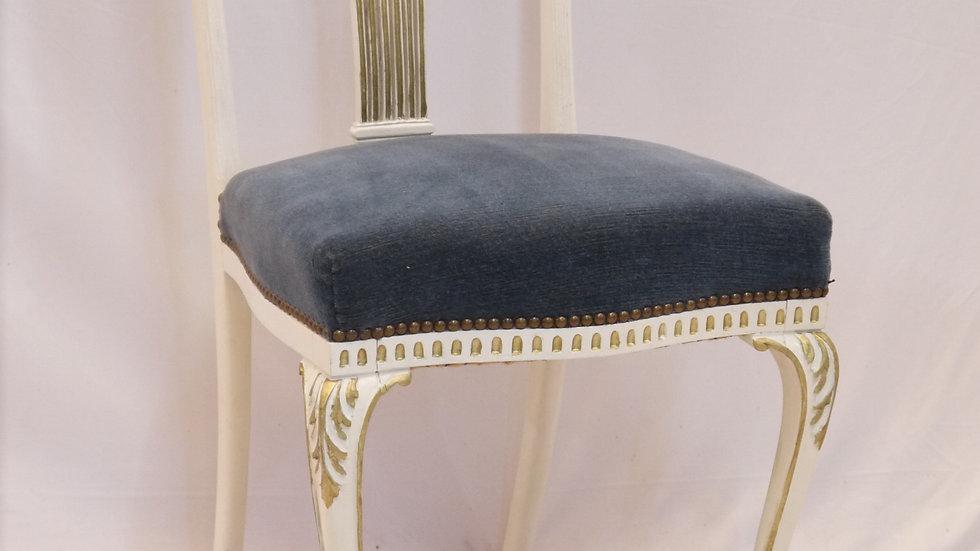 Sehr schöner Vintage-Stuhl, um 1920, Stil Barock... -A-