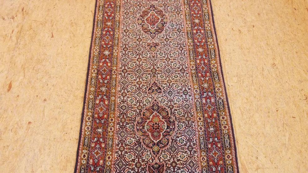 Stilvolle, ältere orientalische Galerie, 285 x 78 cm