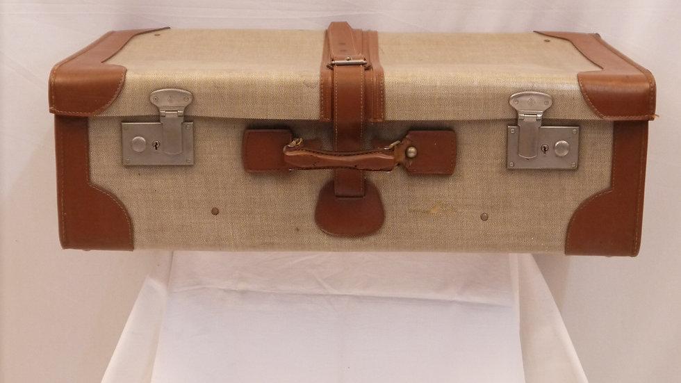 Sehr schöner, alter Reisekoffer, 50er Jahre... -B-
