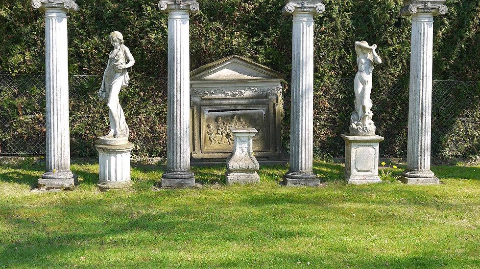 Schöne & stilvolle Park/Garten Dekoration