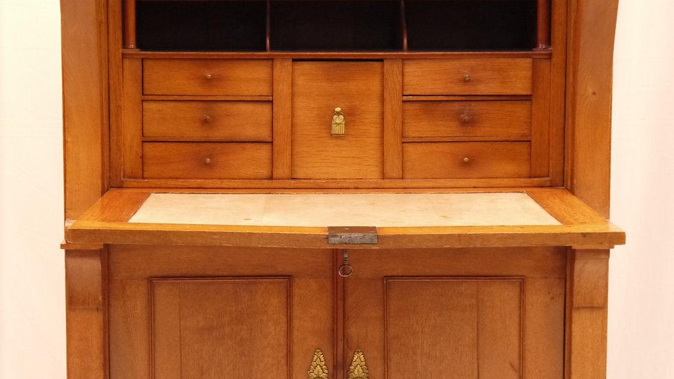 Sehr schöner Sekretär/Schreibschrank des Biedermeier...