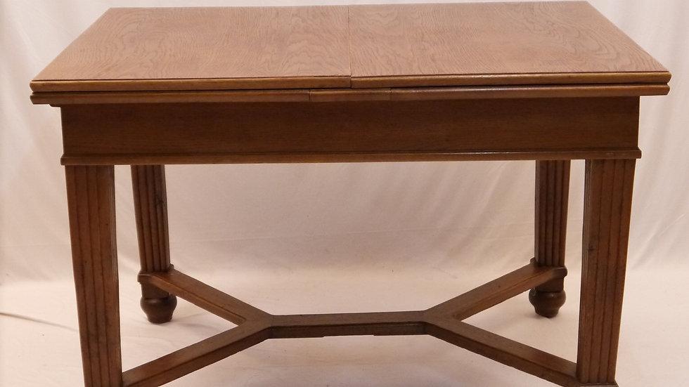 Sehr schöner, großer Eichen-Auszugtisch, um 1900/1920...