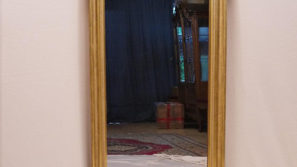 Prächtiger, Barock-Spiegel, stukatiert & vergoldet, um 1850/1870...