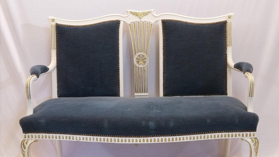 Sehr schönes Vintage-Sofa, um 1920, Stil Barock...