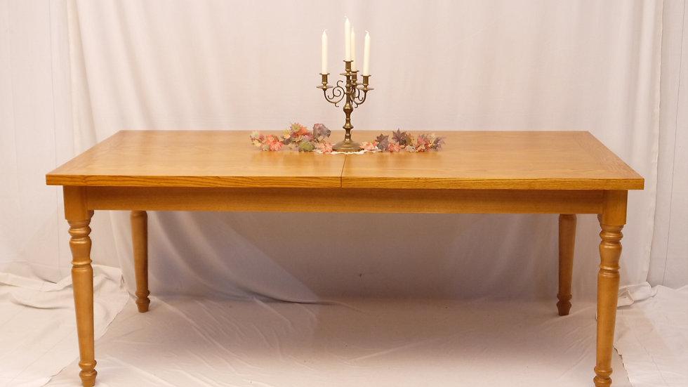 Schöner, großer Ess-Tisch, Stil Historismus, Eschenholz...bis 310 cm