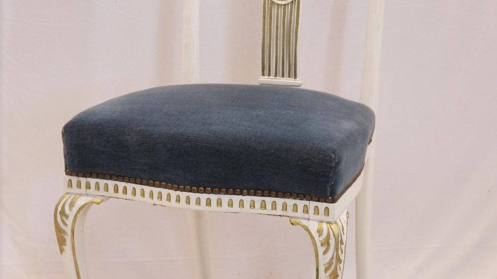 Sehr schöner Vintage-Stuhl, um 1920, Stil Barock... -B-