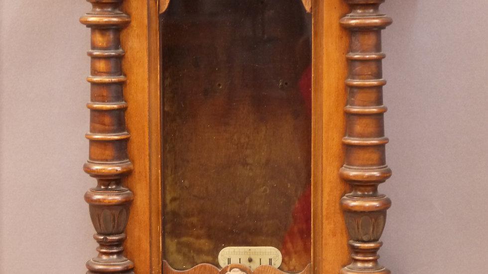 Stilvoller alter Uhrenkasten der Gründerzeit um 1880/1900...