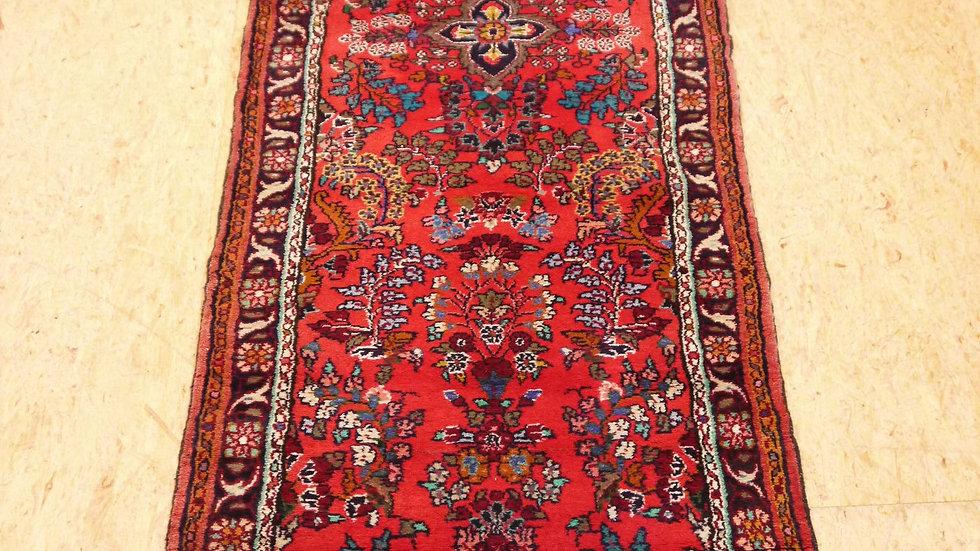 Sehr schöne, ältere orientalische Galerie, 290 x 80 cm