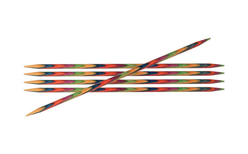Strickspiel / Strumpfnadel (20cm) KnitPro Symfonie