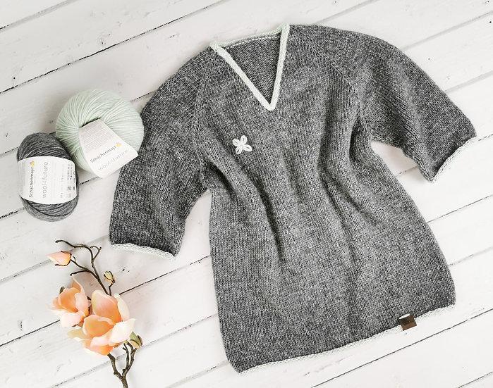 DIY - Set Pullover Daisy
