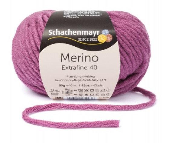 Schachenmayr - Merino Extrafine 40