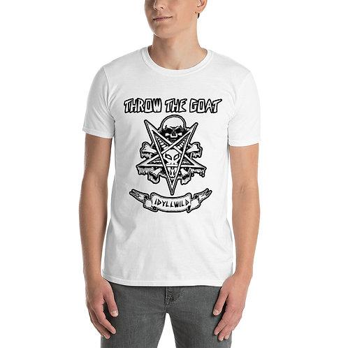 """""""Suicidal Goat"""" Short-Sleeve Unisex T-Shirt"""