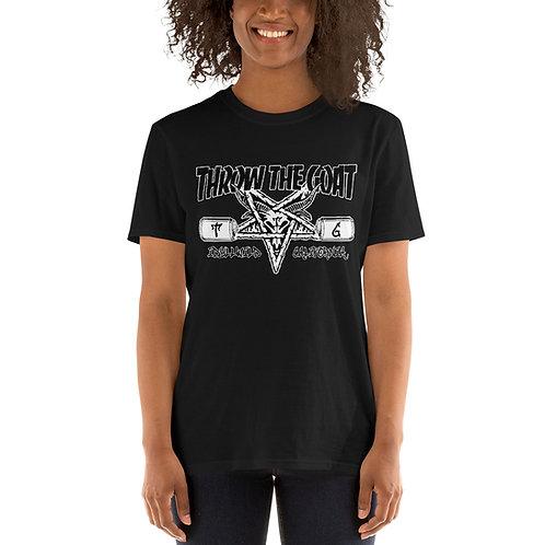 """Thrash Goat"" Short-Sleeve Unisex T-Shirt"
