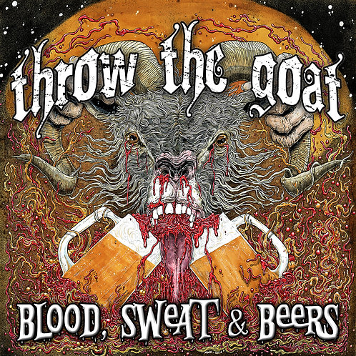 Blood, Sweat & Beers CD