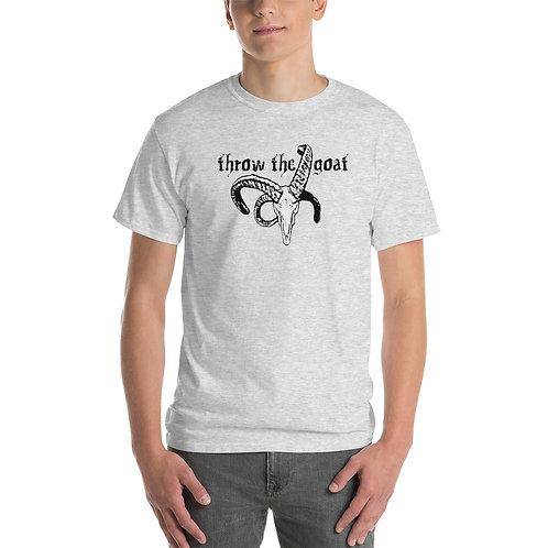 """""""4 Horn Goat"""" Short Sleeve T-Shirt"""