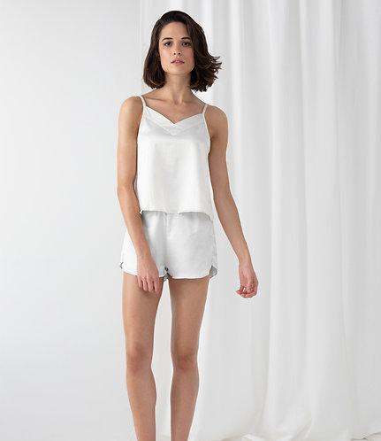 Towel City Ladies Satin Cami Short PJ's - TC57