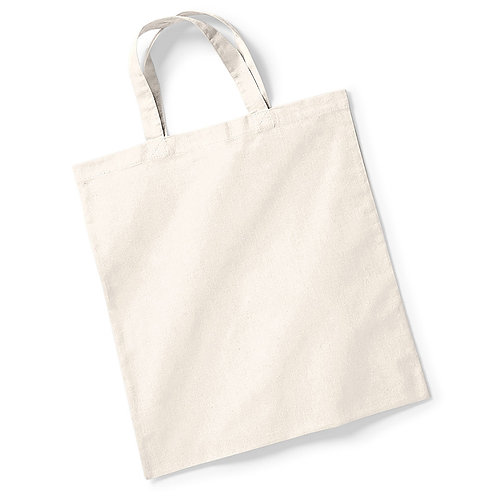 Westford Mill Bag For Life Tote - Short Handles (W101S)