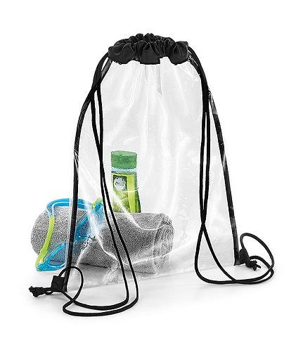 BG7 BagBase Clear Gymsac