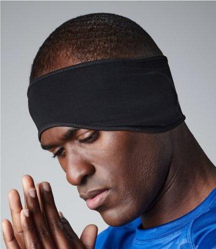 B316 Beechfield Sports Tech Soft Shell Headband