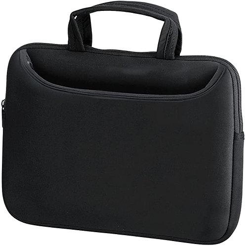 "CLEARANCE - Quadra QD834 Neoprene Laptop Shuttle Black 10"""