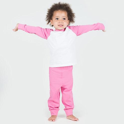 Larkwood Children's Pyjamas (LW71T)