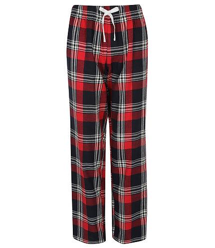 SF Mens Tartan Lounge Pants (SF83)