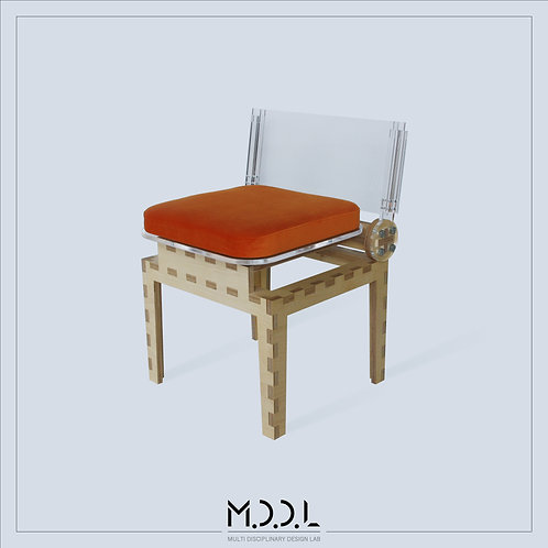 Chair by M.D.D.L Architects