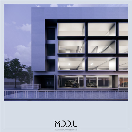 Building Extension - Office Spaces