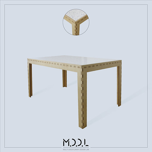 Table by M.D.D.L Architects