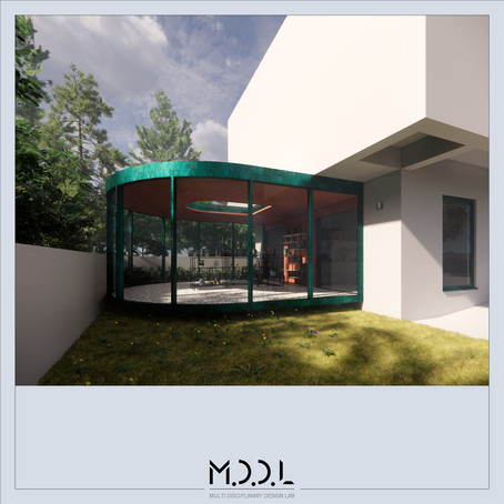 Building Extension - Retail Storefront