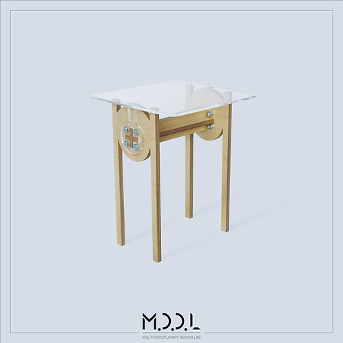 Side Table by M.D.D.L Architects