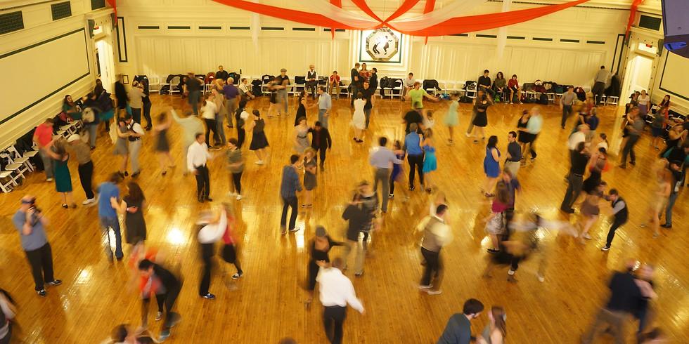 Summer Swing Dance Crash Course