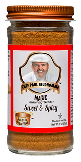 Sweet & Spicy Magic Seasoning Blend 2.0 oz.