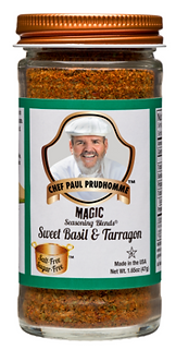Sweet Basil & Tarragon Magic Seasoning Blend 1.65 oz.