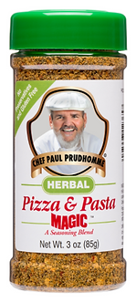 Herbal Pizza & Pasta Magic Seasoning Blend 3.0 oz.