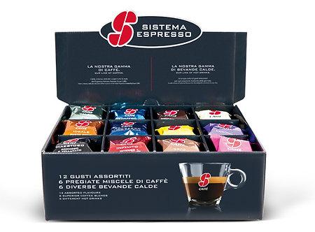 Essse Coffee Tasting Kit (3x12 capsules)