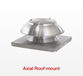 Axial Roof-mount Fans