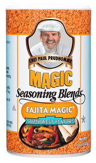 Fajita Magic Seasoning Blend 5.0 oz.