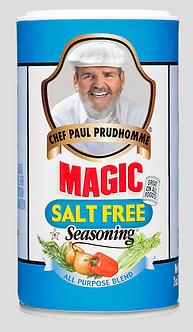 Salt Free Magic Seasoning Blend 2.5 oz.