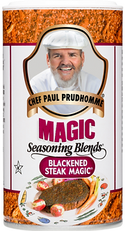 Blackened Steak Magic Seasoning Blend 2.5 oz.