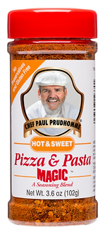 Hot & Sweet Pizza & Pasta Magic Seasoning Blend 3.6 oz.