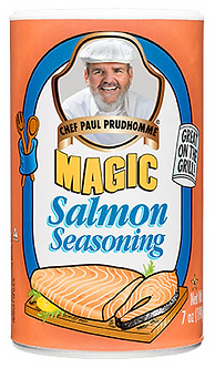 Salmon Magic Seasoning Blend 7.0 oz.
