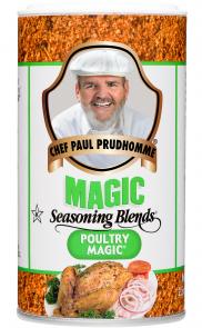 Poultry Magic Seasoning Blend 2.5 oz.
